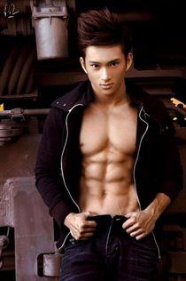 Hot Asian men- Sonnie Nye Hot asian men