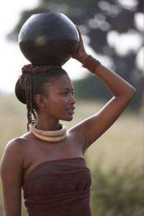 Pin van K. S. R. op Africa - Африка, Темная кожа en Африканц