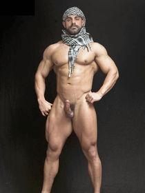 Bulge Naked Jock 体 育 会 系: Arabian Muscle