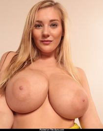 Awesome Female with Awesome Exposed Substantial Jugs Sexual