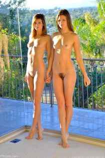 Gia and Noma Hill nude