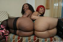 Asses Photo Cleo and Lucious