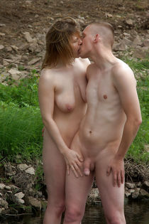 """See and Save As """"sexy nudist couples letting it all hang out"""