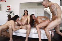 Amateur porn - niche Orgy