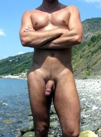 Beach cock close up, gay beach voyeur pictures