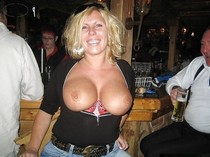 Mature big tits.