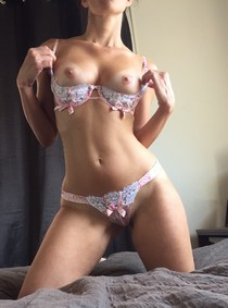 Amazing body homemade shot