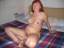 Amateur porn - niche Older Woman