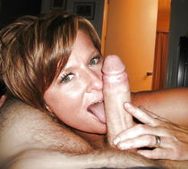 Wives Lick Cocks ( Wedding Ring Swingers) - Pics -