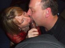 Thats all you're going to get Cuckold! Better enjoy it!