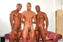 Black african boys nude group