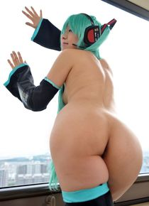 Attractive asian babes in sexy motley clothes and with great butts