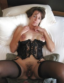 My ex-wife was sexy diva for me