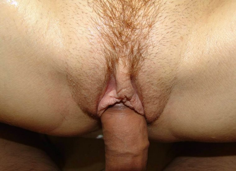 Close Up Throbbing Pussy