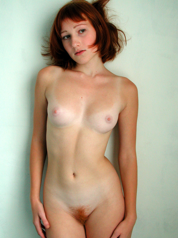 Amateur porn: HOT RED HAIR PUSSY..