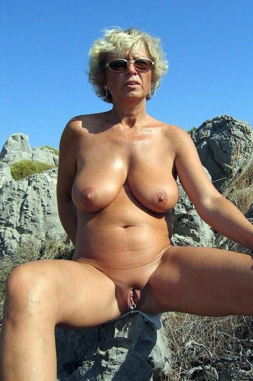 Mature Blowjob Big Tits