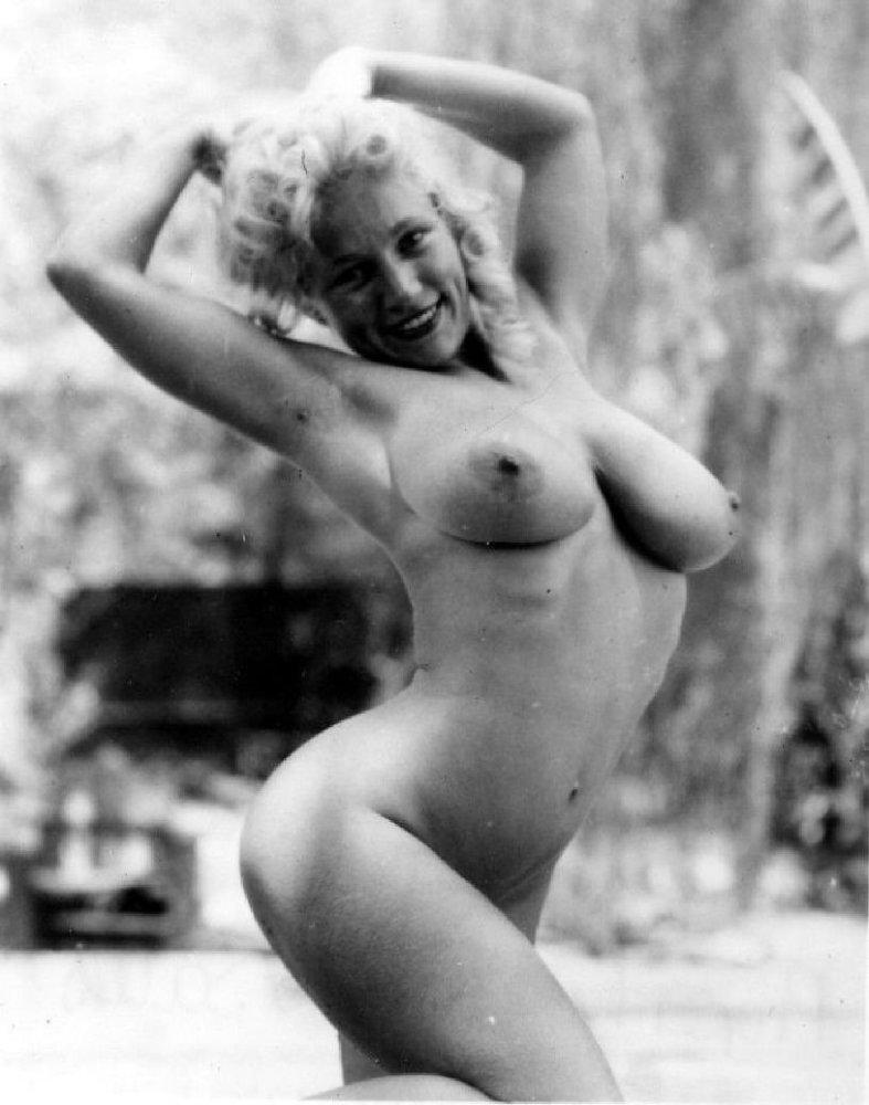 Jean Bell Nude