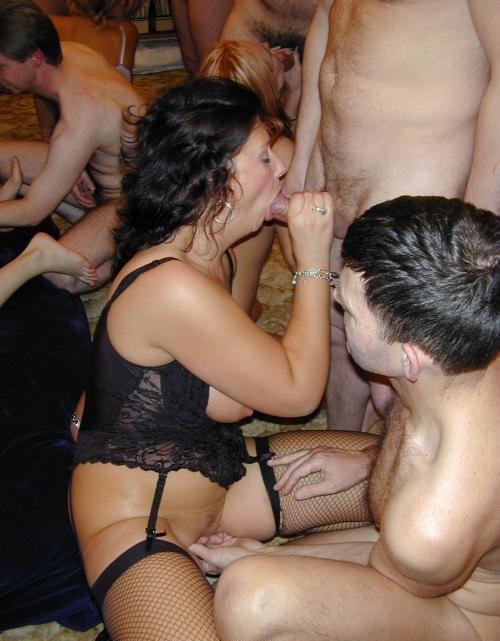 homemade sex party
